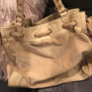 Juicy Couture Bags - Beige Juicy Couture purse